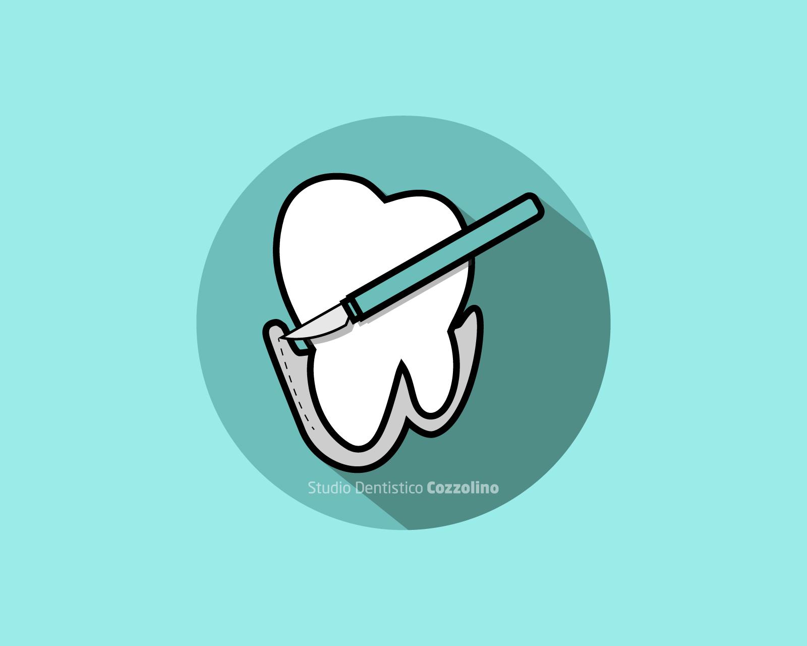 Icona Chirurgia Orale