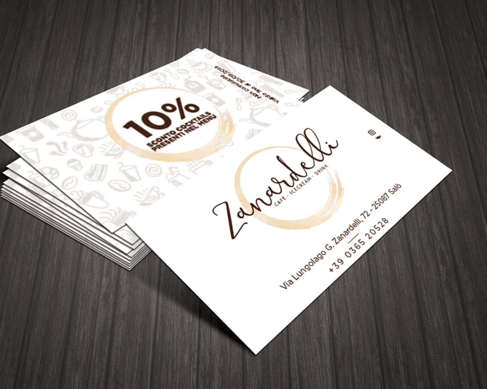 Coupon Sconto Zanardelli