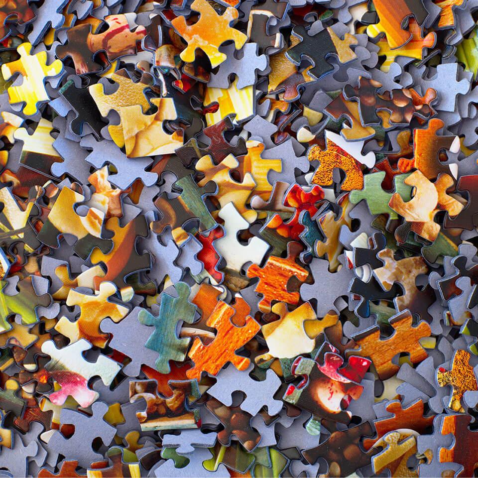 Puzzle Alzheimer